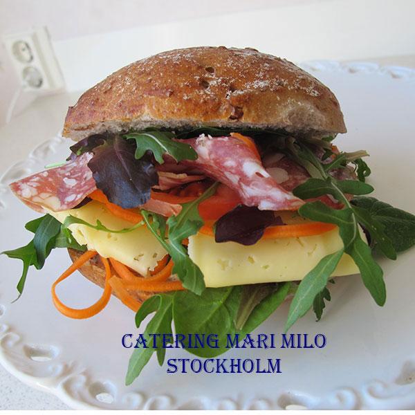 Macka med Salami Finocchiona