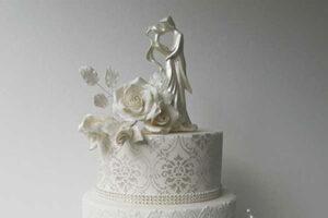 Beställa bröllopstårta